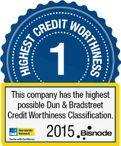 Highest credit worthiness - Bisnode